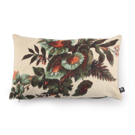 HKliving printed cushion Kyoto