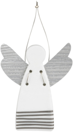 "Räder Guardian Angel mini ""Stripes Silver"""