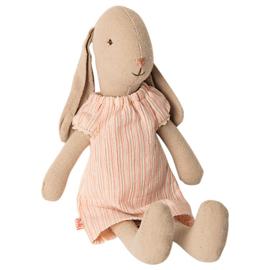 Maileg Bunny size 1 Nightgown   Konijntje maat 1 in nachtpon