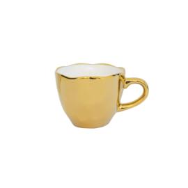 Urban Nature Culture Good Morning Espresso Cup | Gold