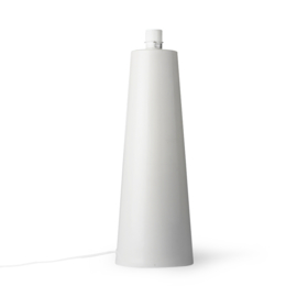 HKliving | Cone Lamp Base L (Light Grey)