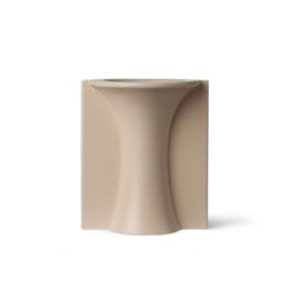 HKliving | Mold shape Flower vase M matt skin