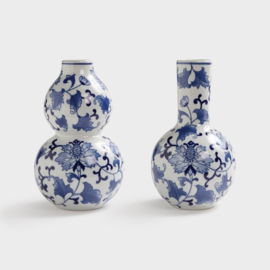 &Klevering Vase dutch delight large set of 2