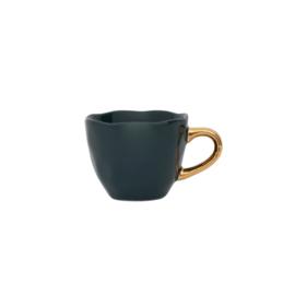 Urban Nature Culture Good Morning Espresso Cup | Blue Green
