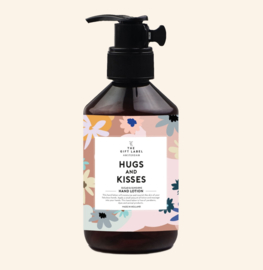 The Gift Label Handlotion 250 ml | Hugs and kisses