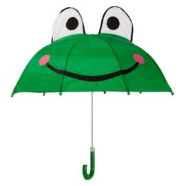 Paraplu Groene Kikker