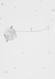 "Räder Wonderland Postcard - ""Lightrope"""