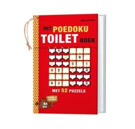 Toiletboek Poedoku