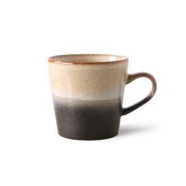 HKliving  Ceramic 70's Americano mug Rock