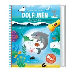 """Zoek- en Voorleesboek """"Speuren naar dolfijnen"""""""