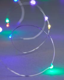Sirius Knirke lichtsnoer 40 LED | multicolor
