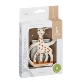 Kleine Giraf | Sophie de Giraf bijtring soft in witte geschenkdoos