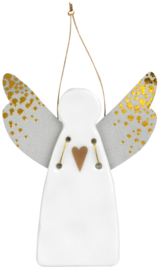 "Räder Guardian Angel mini  ""Heart gold"""