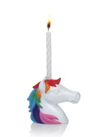 Unicorn Birthday Candle | Eenhoorn verjaardagskaarsje