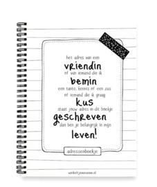 Winkeltje van Anne Adresboekje