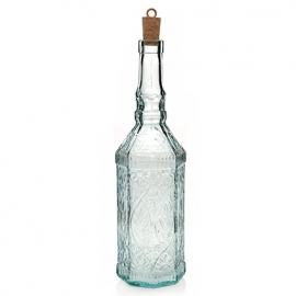 Van Verre fiesole  Fijnzinnig glaswerk olijfolie- azijn- waterfles