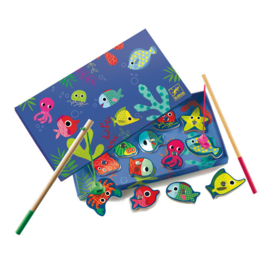 Djeco Magnetics Fishing Games - Fishing Colour 2+