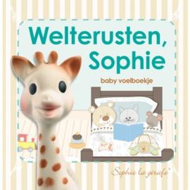 Kleine Giraf | Sophie De Giraf Voelboekje; Welterusten Sophie