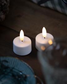 Sirius Sille tealight | LED waxinelichtjes set van 2