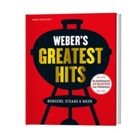 Barbecue boek Weber's Greatest Hits
