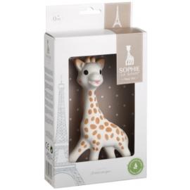 Kleine Giraf | Sophie de Giraf in witte geschenkdoos