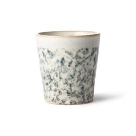 HKLiving Ceramic 70's mug  Hail
