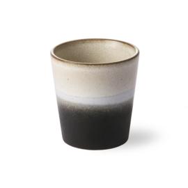 HKlving ceramic 70's mug Rock