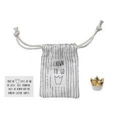 Rader wenszakje Small Pocket Companion Crown to go