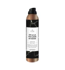 The Gift Label Body foam | Oh la la you look so good