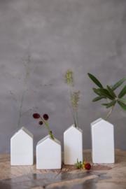 Räder Little Garden houses - kleine bloemvaasjes