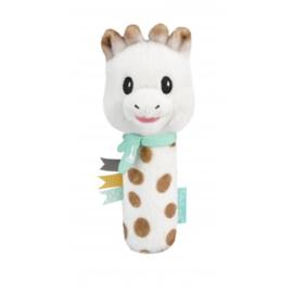 Kleine Giraf | Sophie de giraf pluche knijprammelaar