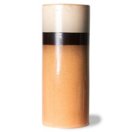 HKliving   70s Ceramics: Vase XL Tornado  / Vaas L Tornado