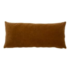 Urban Nature Culture   Cushion vintage velvet   Woodrush