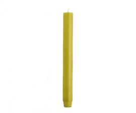 Rustik Lys Dinerkaars Oker 30 cm