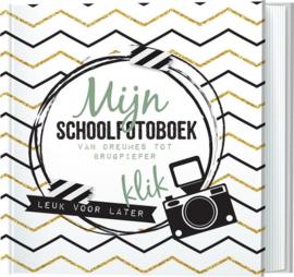 """Invulboek """"Mijn schoolfotoboek"""""""