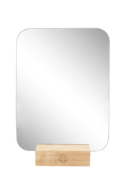 Zusss Spiegel op houten voet