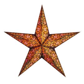 Starlighz Papieren Ster Kalea Amber