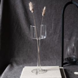 Storefactory Farstorp Kleine theelichthouder / vaas | glas