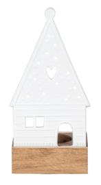 "Räder Light object Gingerbread house heart | Lightobjekt ""Peperkoek huisje"" hart"
