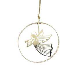 Pluto Hangende vliegende Engel (rond)