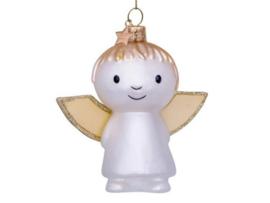 Vondels Ornament glas Nijntje | Miffy angel
