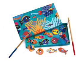 Djeco Magnetics Fishin Game - Fishing Graphic 2+