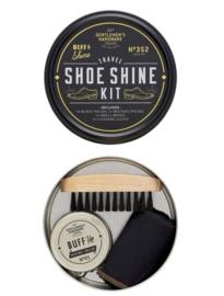 Gentlemen's Hardware - Travel Shoe Shine Tin