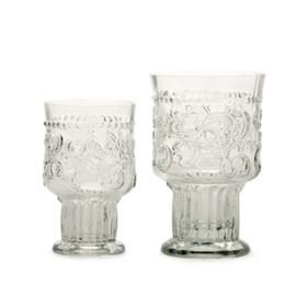 Van Verre Fleur de Lys Fijnzinnig Glaswerk wijnglas bokaal S clear