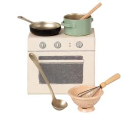 Maileg Cooking set   Kookset