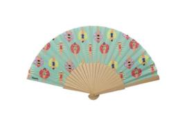 Fisura - Fan wood en textile - Swimmers