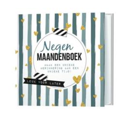 """Invulboek """"Negenmaandenboek"""""""