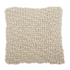 Urban Nature Culture   Cushion Wool   Off White