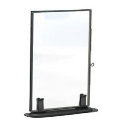 Madam Stoltz fotolijst staand / liggend zwart 10 x 15 cm