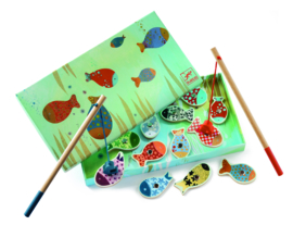 Djeco Magnetics Fishing Game - Fishing Dream 2+